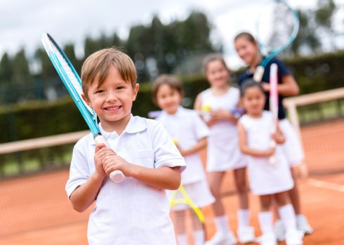 Santa Monica Kids Tennis Lessons