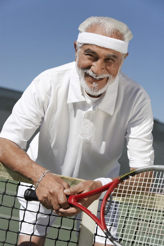 Adult Tennis Lessons instructor Santa Monica