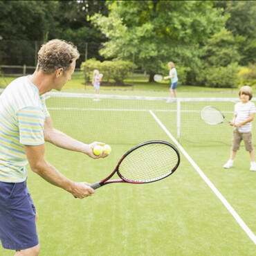 10 tips for parents of young tennis players